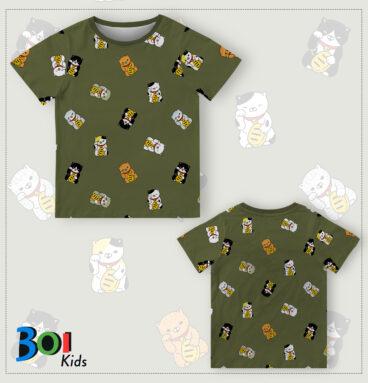 Baju Anak Custom Desain
