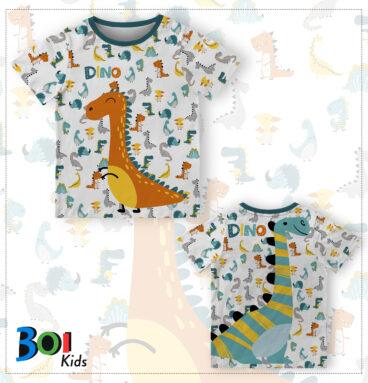 Baju Anak Dinosaurus