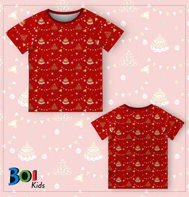 Baju Full Print Anak