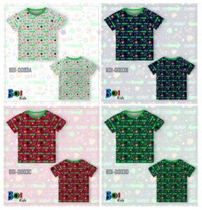 Kaos Anak Custom Full Print