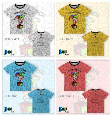 WA 0812-2411-6545 | Pakaian Anak Motif Sirkus