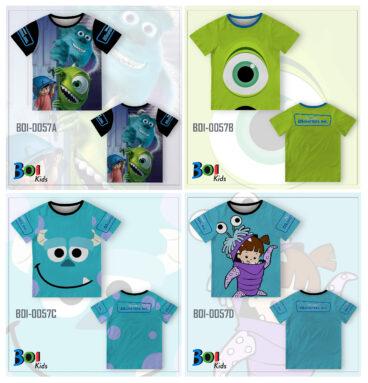 Baju Anak Murah Monster Inc | WA 0812-2411-6545