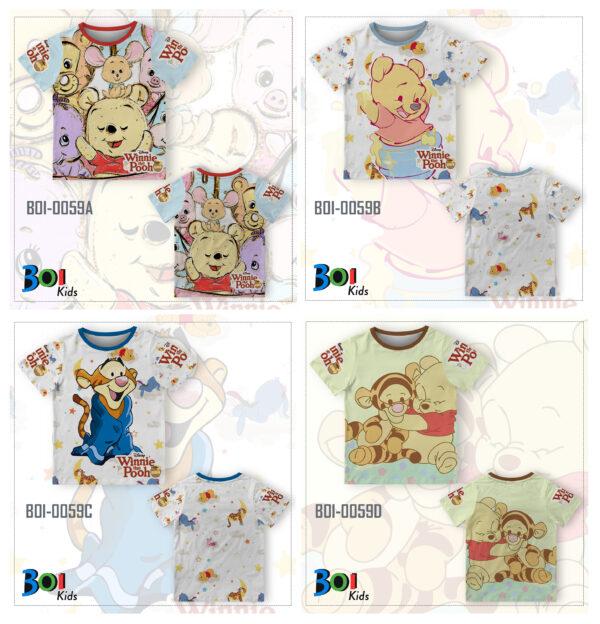 Pakaian Anak Winnie The Pooh   WA 0812-2411-6545