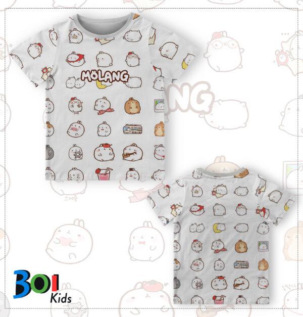Tshirt Anak Branded
