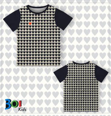 Custom Baju Anak Boikids