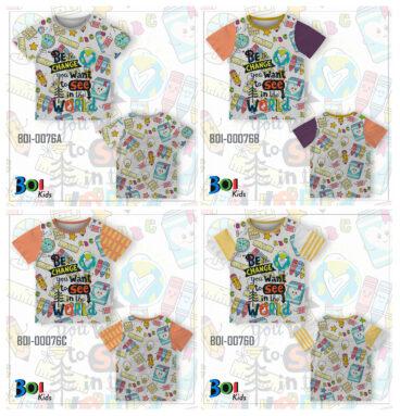 Kaos Anak Printing