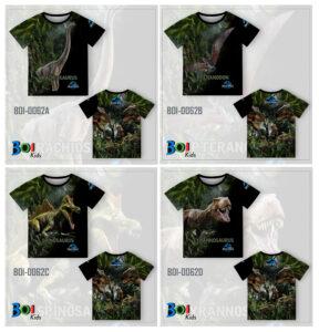 Custom Kaos Anak Cowok