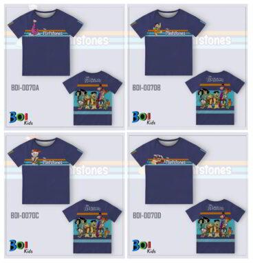 Baju Anak Kartun
