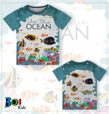Baju Anak Printing
