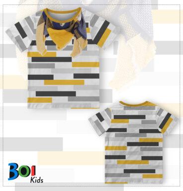 Baju Anak Custom Printing