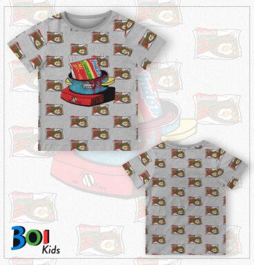 Desain Kaos Anak Lucu