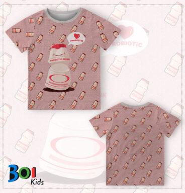 Kaos Anak Desain Unik