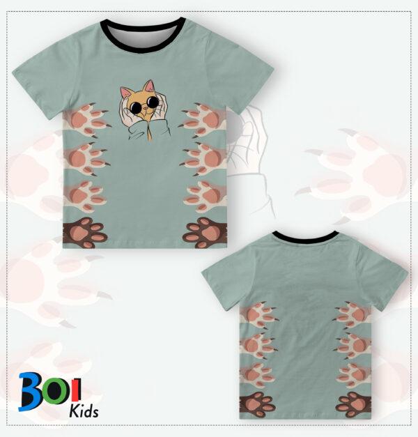 Baju Anak Kecil Gambar