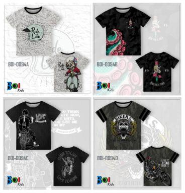 Kaos Anak Anak Terbaru