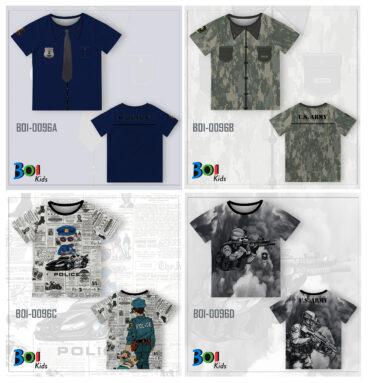 Gambar Baju Kaos Anak Anak