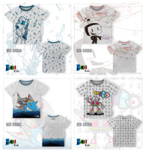 Baju Anak Lebaran